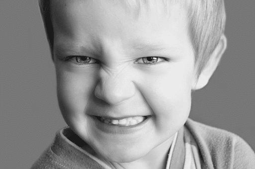 my child teeth grinding