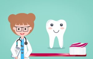 Dentistry deals with teeth, gum, nerves, jaw, correcting bites, teeth straightening