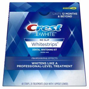 Crest - best teeth whitening strips
