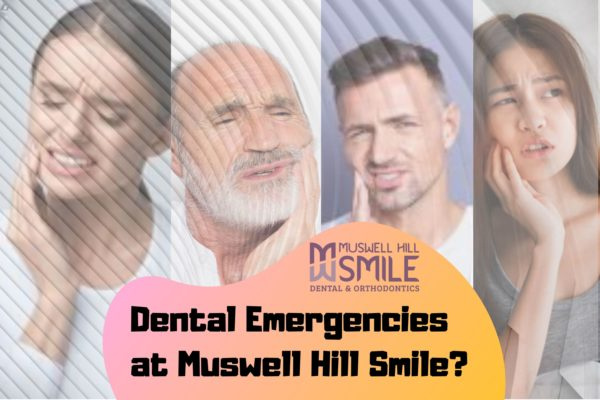 Dental Emergencies at Muswell Hill Smile